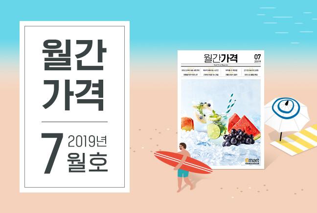 월간가격 2019년 7월호