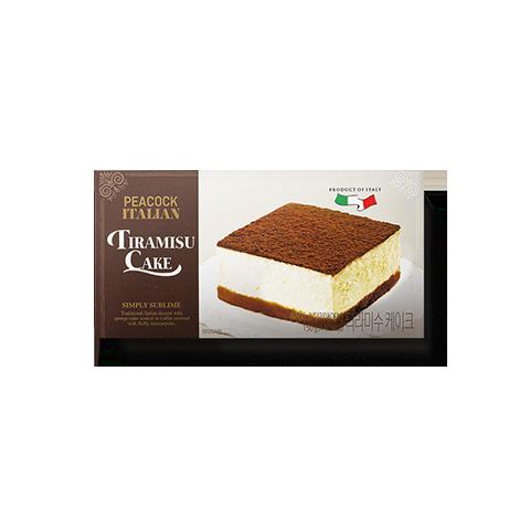 티라미수 케익